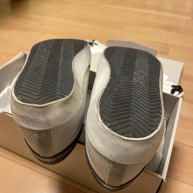 L'Appartement DEUXIEME CLASSE(アパルトモンドゥーズィエムクラス)のL'Appartement GOLDEN GOOSE SUPERSTAR  38 レディースの靴/シューズ(スニーカー)の商品写真