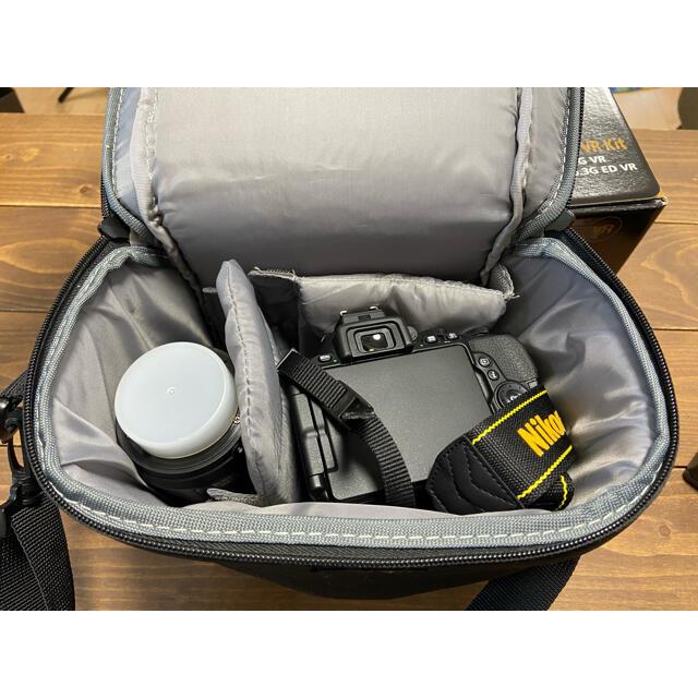 Nikon(ニコン)のニコン デジタル一眼レフカメラ D5600  スマホ/家電/カメラのカメラ(デジタル一眼)の商品写真