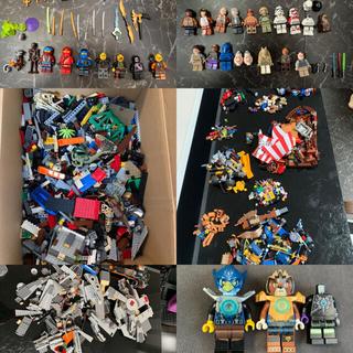 Lego - LEGO レゴ 大量 5.6〜5.8キロ 大量 スターウォーズ レゴニンジャ