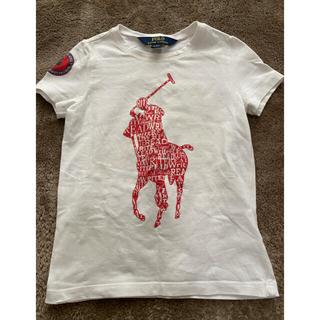 POLO RALPH LAUREN - ラルフローレン Tシャツ 110サイズ 白 ホワイト