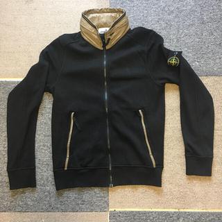 ストーンアイランド(STONE ISLAND)のSTONE ISLAND Concealed Hood Zip Jacket(ミリタリージャケット)