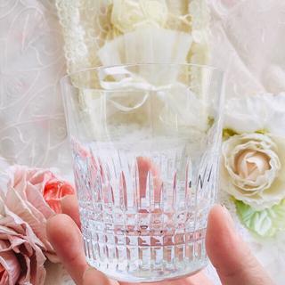 Baccarat - バカラ ナンシー ロックグラス NANCY タンブラー Baccaratグラス