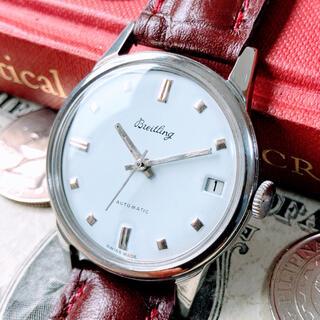 ブライトリング(BREITLING)の#1269【唯一無二の一点物】メンズ 腕時計 ブライトリング 動作良好 (腕時計(アナログ))