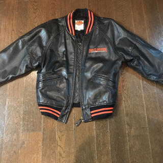 Harley Davidson - ハーレーダビッドソン・革ジャン スタジャン Lサイズ