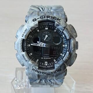 G-SHOCK - 良品【CASIO/G-SHOCK】デジアナ メンズ腕時計 GA-100MM