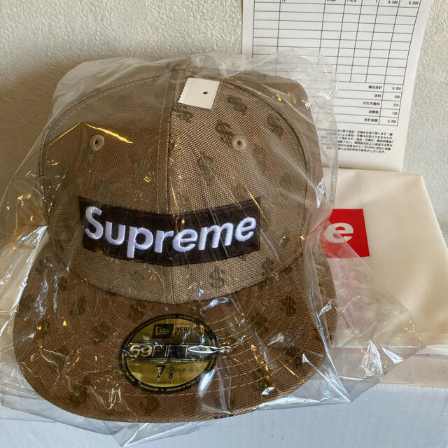 Supreme(シュプリーム)の【新品未使用】Supreme Monogram Box Logo New Era メンズの帽子(キャップ)の商品写真
