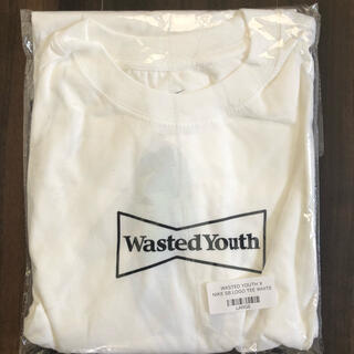 NIKE - 即日発送可【L】WASTED YOUTH x Nike SB TEE WHITE