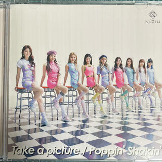SONY - Take a picture(限定盤A②)NiziU