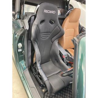 レカロ(RECARO)のレカロRECARO RS-G フルバケットシート シートレール付コペンL880K(汎用パーツ)