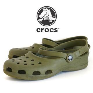 crocs - クロックス crocs サンダル レディース カリン クロッグ