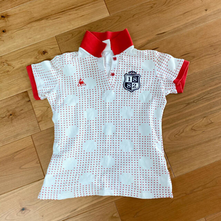 ルコックスポルティフ(le coq sportif)のゴルフウェア ルコック  ポロシャツ(ポロシャツ)