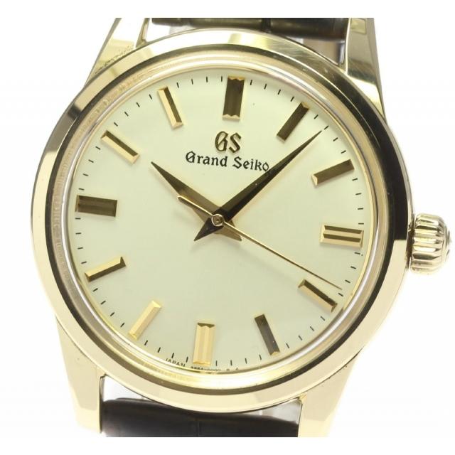 SEIKO(セイコー)の☆良品 セイコー グランドセイコー メンズ 【中古】 メンズの時計(腕時計(アナログ))の商品写真