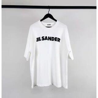 JIL SANDER ジルサンダー ロゴ T シャツ