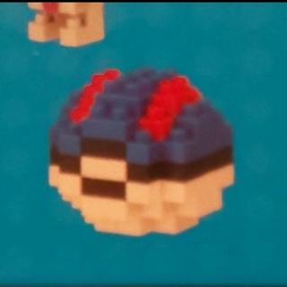ポケモン(ポケモン)のritsu410d様専用 ポケモン ナノブロック モンスターボール スーパーボ (積み木/ブロック)