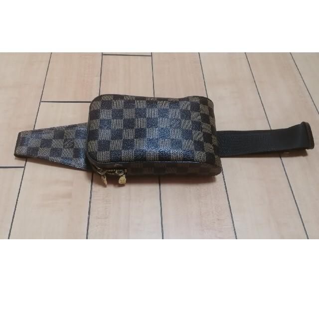 LOUIS VUITTON(ルイヴィトン)のLOUIS VUITTON ウエストポーチ ジェロニモス レディースのバッグ(ボディバッグ/ウエストポーチ)の商品写真