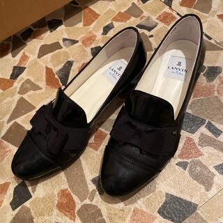 ランバンオンブルー(LANVIN en Bleu)のランバン ローファー(ローファー/革靴)