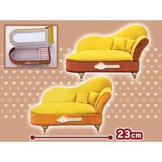 サンリオ - ポムポムプリン ソファーベッド型ジュエリーボックス
