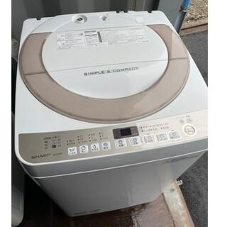 SHARP - SHARP 7キロ洗濯機 💍2016年製💍