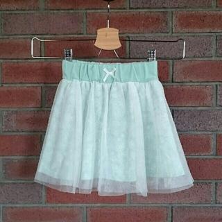 ディズニー(Disney)のラプンツェル ☆ チュール スカート 110㎝(スカート)