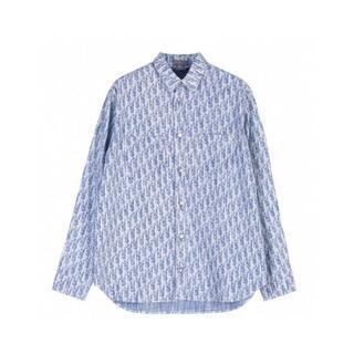 Dior - Dior オーバーシャツ ディオール コットンデニム