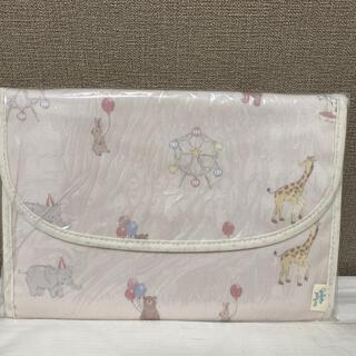 ジェラートピケ(gelato pique)のジェラートピケ ピケランド 母子手帳 ピンク(母子手帳ケース)