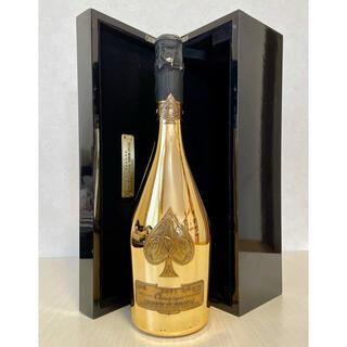 アルマンドバジ(Armand Basi)の(新品、未開栓) アルマンド ゴールド シャンパン 750ml (シャンパン/スパークリングワイン)