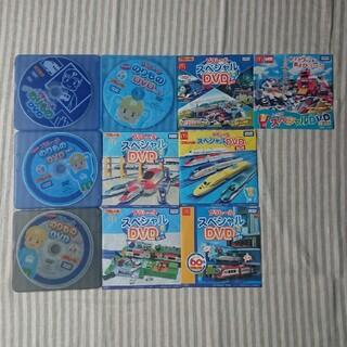 トミカ プラレール DVD セット
