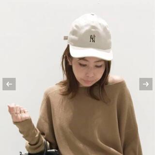 アパルトモンドゥーズィエムクラス(L'Appartement DEUXIEME CLASSE)のL'Appartement COOPERS TOWN CAP(NY) 帽子(キャップ)