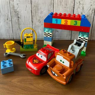 Lego - レゴデュプロ カーズ 10600