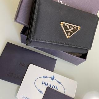 PRADA - PRADA プラダ  6連キーケース (黒)