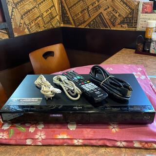 SHARP - SHARP  BD-W1200  12倍録  2番組W録 1000GB フル装備