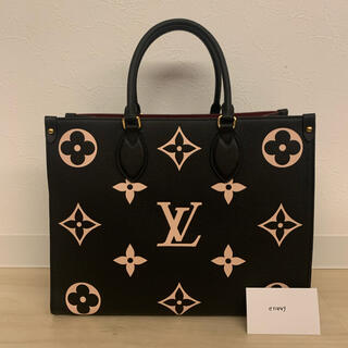 LOUIS VUITTON - 正規品 ルイヴィトン オンザゴーMM アンプラント