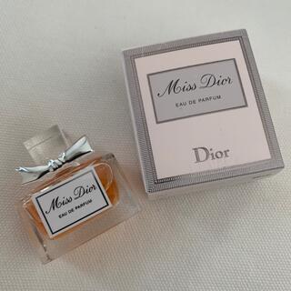 Christian Dior - 新品未使用♡ 香水 ミスディオール オードゥパルファン