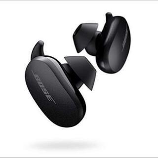 ボーズ(BOSE)のQuietComfort Earbuds Triple Black QC (ヘッドフォン/イヤフォン)