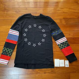 ジバンシィ(GIVENCHY)のジバンシー メンズ ロングTシャツ M〜L(Tシャツ/カットソー(半袖/袖なし))