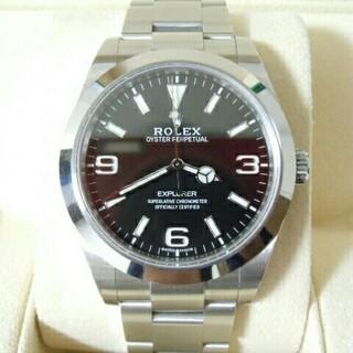 ROLEX - 最終価格 ロレックス 214270 エクスプローラー1 後期ダイヤル