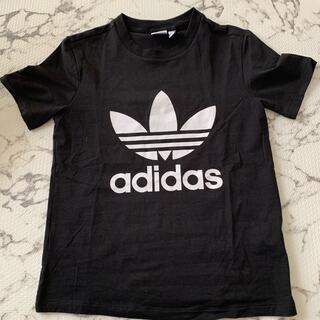 adidas - adidas 黒Tシャツ
