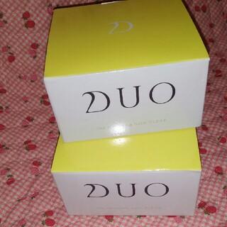 DUO(デュオ) ザ クレンジングバーム クリア(90g) 二個セット