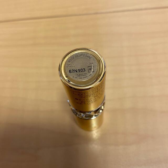 Yves Saint Laurent Beaute(イヴサンローランボーテ)のイヴ・サンローラン ルージュ ヴォリュプテシャイン 42 コスメ/美容のベースメイク/化粧品(口紅)の商品写真