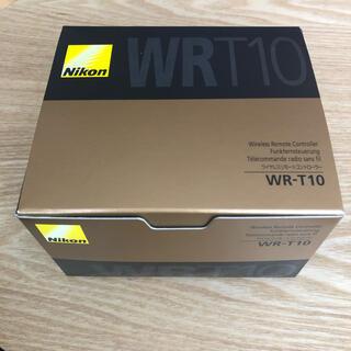 Nikon - Nikon 純正 ワイヤレスリモートコントローラー WR-T10
