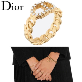 Christian Dior - 美品♡Christian Dior♡リング