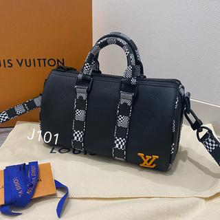 LOUIS VUITTON - ルイヴィトン シティ・キーポル ショルダーバッグ 2021春夏コレクション