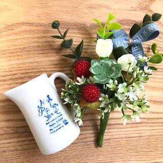 花瓶付き♡ナチュラルフラワー(その他)