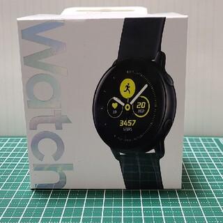 ギャラクシー(Galaxy)の〈新品未開封〉Galaxy Watch Active (その他)