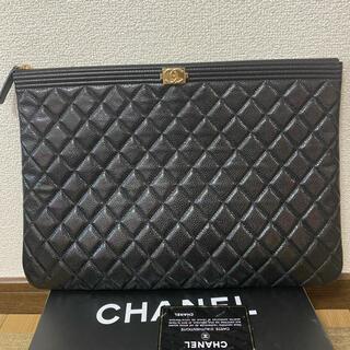 CHANEL - Chanel ボーイシャネル クラッチバッグ