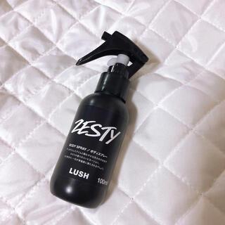 LUSH - LUSH ボディスプレー ゼスティ