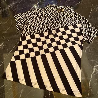 フェンディ(FENDI)のFENDI 半袖ポロシャツ (ポロシャツ)
