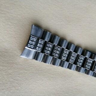 SS☆ 極 美 品 汎 用 ロレックスメタル バンド  20mm  工具付き
