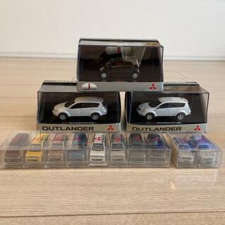 三菱 - 新品未開封 非売品 三菱 ミニカー セット