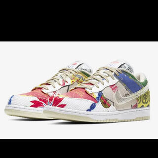 "ナイキ(NIKE)のNIKE DUNK LOW SP ""CITY MARKET""(スニーカー)"